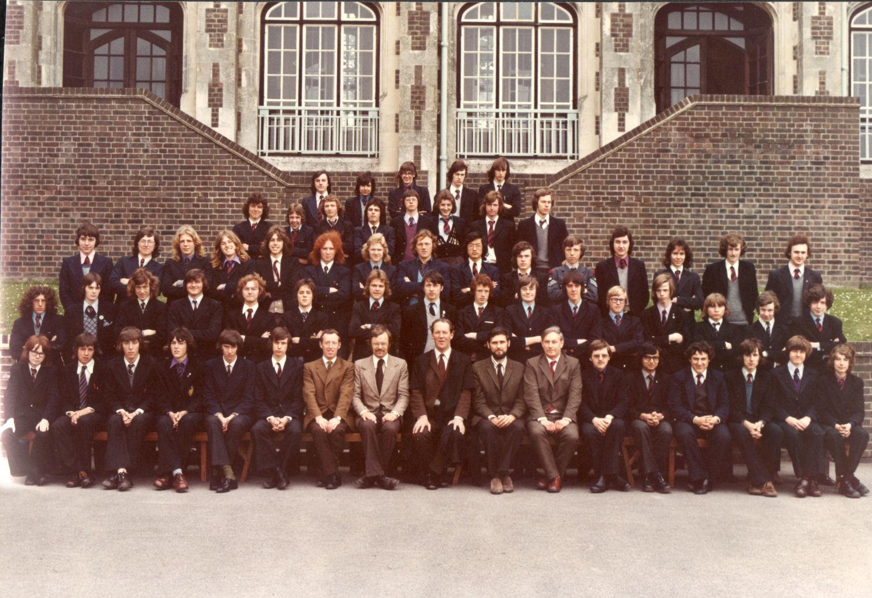 1976 6th Form